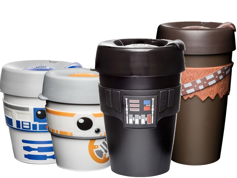 Star Wars Keep Cups